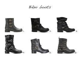 leather biker boots 42 biker boots u003d wardrobe staple style barista