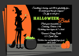 Scary Ideas For Halloween Party by Halloween Party Invitations U2013 Gangcraft Net