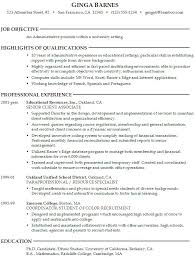 good resume examples for college rul bsbu  resume for internship