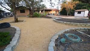 walkway ideas for backyard exterior design cozy decomposed granite for outdoor and garden