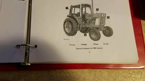 ih 86 series service manual and operators manual youtube