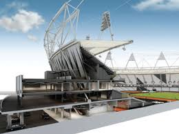 pictures building london u0027s olympic stadium stadiums for thesis