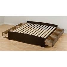 King Size Platform Bed Designs by Bed Frames King Size Platform Bed With Storage And Headboard Diy
