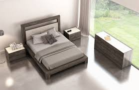 Cloe Bedroom Set By Huppe Modern Bedroom New York By - Bedroom furniture brooklyn ny