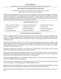 Application Resume Example by Resume Template Human Resources Executive