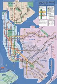 Subway Nyc Map by How To Make A Map For The Most Complicated Subway System In The World