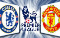 Manchester  man  United vs Chelsea in English premier league.