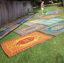 How To Clean An Outdoor Rug by Mad Mat Indoor Outdoor Rugs Hose Them Clean Lakehouse Outfitters
