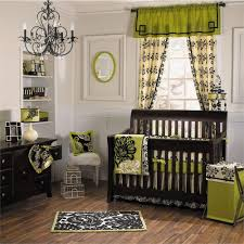 Monkey Crib Set Baby Boy Nursery Theme Ideas Comfy Swing Chair Great Lighting