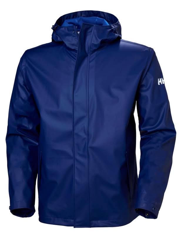 Helly Hansen Moss Rain Jacket Catalina Blue 53267_541 M