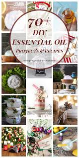 70 diy essential oil gifts u0026 recipes for the holiday hostess
