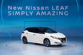 nissan leaf wont start up close with the 2018 nissan leaf the verge