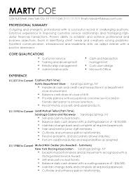 Resume Templates  Customer Relations Manager  MARTY DOE      Null Street  New York City     My Perfect Resume