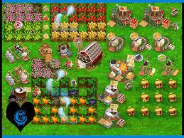 مفاجأة اللعبة الشبيهة بالمزرعة السعيدة Ranch Rush