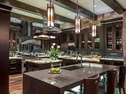 Glass Kitchen Backsplash Modern Kitchen Decoration Using Black Glass Onyx Granite Kitchen