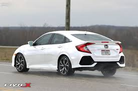 first shots 2018 civic si sedan prototype page 12 2016 honda