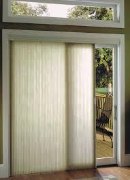 window treatment for glass door woven woods keep a room feeling so bright love the use of them on