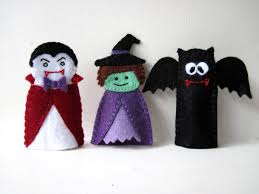 pattern witch costume pattern halloween felt finger puppet sewing tutorial witch