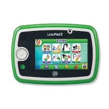 leap tv black friday amazon com leapfrog leappad3 kids u0027 learning tablet green toys