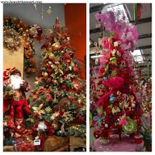baby nursery marvellous decorated christmas trees ribbon