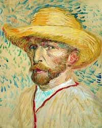 Van Gogh's self portrait establishes his addiction. If he'd been arrested for drugs would he go to Tampa Bay's Drug Court?