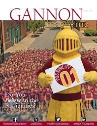 gannon university issuu