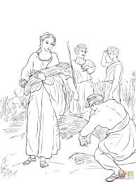 super sonic coloring pages ruth working in the fields coloring page free printable coloring