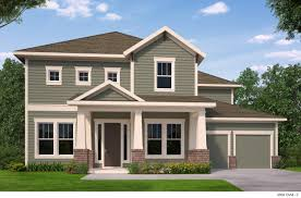 Lakeside Cottage Plans by David Weekley Homes