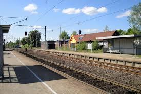Westerstede-Ocholt railway station