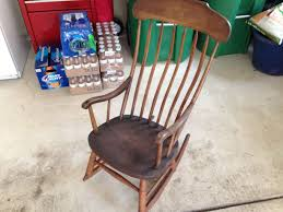 Antique Rocking Chair Prices Antique Primitive Rocking Chair For Sale Antiques Com Classifieds