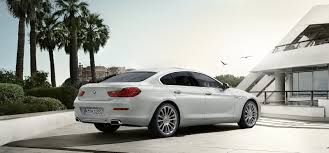 bmw 6 series gran coupe model overview bmw north america