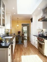 kitchen desaign small galley kitchen with island floor plans
