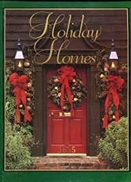 Homes With Christmas Decorations by Country Christmas Decorating The Home For The Festive Season
