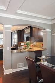 Kitchen Living Room Open Floor Plan Paint Colors Cardel Designs Spectacular Open Floor Plan With Mocha Walls And