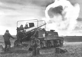 American 155mm self-propelled gun - mobile and crushingly powerful