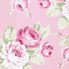 Shabby Chic Pink Wallpaper by Shabby Chic Large Rose Fabric By The Yard U2013 Caden Lane