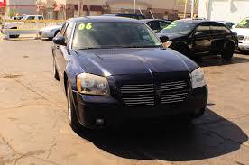 2006 dodge magnum sxt blue 4dr wagon used car sale