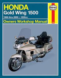 amazon com haynes repair manual gl1500 goldwing 2225 automotive