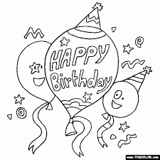 happy birthday mom coloring pages i love mom coloring pages