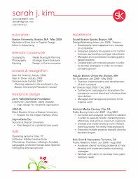 Resume Examples  Graphic Design Resume Template With Education In Bachelor Of Graphic Design Advertising And