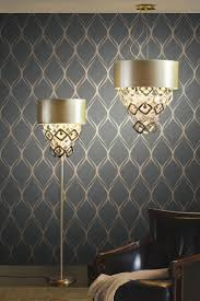 Grey And White Bedroom Wallpaper Best 25 Wallpaper Feature Walls Ideas On Pinterest Wall Mural