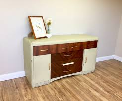 vintage credenza art deco buffet sideboard dining room buffet
