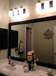 frame a bathroom mirror home design inspiration ideas and pictures