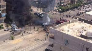 انصار المقدس مسؤوليتها اغتيال الخميس الداخلية المصري