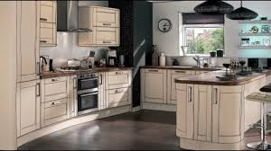 burford cream contemporary kitchen from howdens kitchens youtube