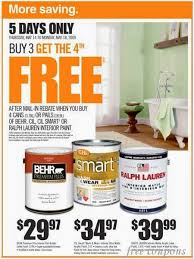 home depot april 1 spring black friday behr deal 98 best printable coupons images on pinterest coding coupon