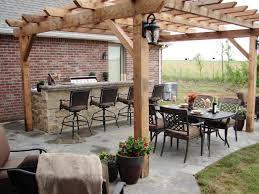 Garden Kitchen Ideas How To Build An Outdoor Pizza Oven Hgtv