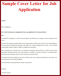 Example Job Resume by Job Application Cover Letter Format Http Www Jobresume Website