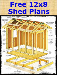 Free Saltbox Wood Shed Plans by Wood Shed Plans And Instructions Storage Shed Plans
