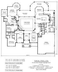 House Plans 2 Story by 2 Story 4 Bedroom 5 6 Bathroom 1 Breakfest 1 Dining Room 1
